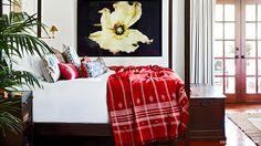 Jessica Alba's bedroom