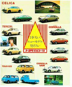 Toyota Corolla Family