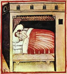 Sex In The Middle Ages: 10 Titillating Facts You Wanted To Know But Were Afraid to Ask - ODDEE