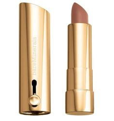 Bare Minerals Marvelous Moxie Lipstick Take Charge #makeup #beauty #lipstick