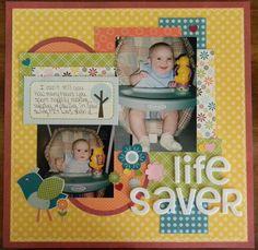 Life Saver - Scrapbook.com