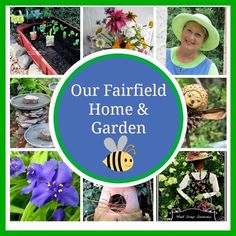 4 Home & Garden Bloggers To Follow including  Barb Rosen- Our Fairfield Home & Garden - http://ourfairfieldhomeandgarden.com/blog/