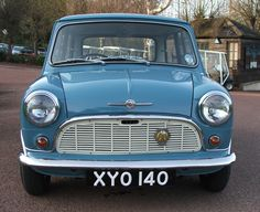 Classic Mini, Classic Cars, Mini Morris, Mk1, Jaguar, Wonders Of The World, Mercury, Minis, Weird