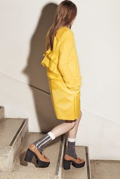 No. 21 Pre-Fall 2015 Fashion Show