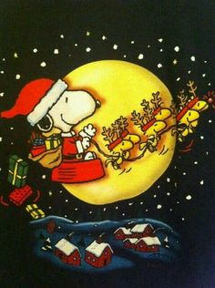 ★ Snoopy the Beagle Snoopy Love, Snoopy E Woodstock, Charlie Brown Und Snoopy, Peanuts Christmas, Charlie Brown Christmas, Merry Christmas To All, Noel Christmas, Funny Christmas, Merry Xmas