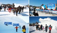Conheça o Daegwallyeong Snow Festival (대관령 눈꽃축제)