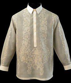Raya Barong Tagalog - Barongs R us Barong Tagalog Wedding, Filipiniana Dress, Bespoke Shirts, Tropical Fashion, Kurta Neck Design, Line Shopping, Groom And Groomsmen, Cool Shirts, Mens Fashion
