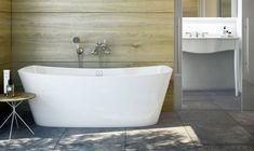 #bathroom | Victoria + Albert Trivento freestanding bath tub