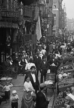 New York City c.1900
