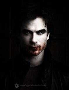 Damon Salvatore (Ian Somerhalder) The Vampire Diaries