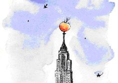 james and the giant peach new york - Google Search