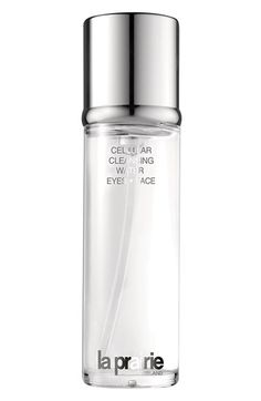 La Prairie Cellular Cleansing Water for Eyes & Face available at #Nordstrom Wonderful product!