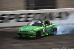 drift | Jeff Abbott Formula Drift Miata NB