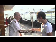 www.cruisejournal.de #Cruise #Kreuzfahrt #Romain´s Welt-Tour: Hinter den Kulissen der #MSC Splendida