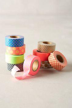 Jubilant Washi Tape