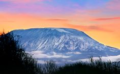 Mount Kilimanjaro at sunrise - Civitas – Central College