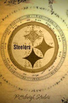 Is it football season yet? Here We Go Steelers, Pittsburgh Steelers Football, Steelers Stuff, Football Team, Steelers Super Bowls, Pitt Panthers, Steel Curtain, Steeler Nation, Man Of Steel