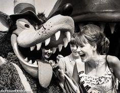 Big Bad Wolf- Vintage Disney