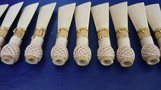 10 high quality bassoon reed blanks from Silvacane  cane  Fox2 /SnF2/ - http://musical-instruments.goshoppins.com/woodwinds/10-high-quality-bassoon-reed-blanks-from-silvacane-cane-fox2-snf2/