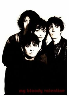 My Bloody Valentine LARGE POSTER **AMAZING BAND PICTURE** Kevin Shields