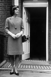 Jacqueline Kennedy | 60 Iconic Women Who Prove Style Peaked In The '60s