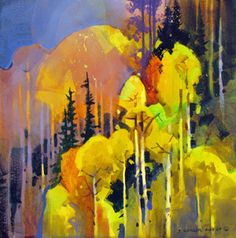 Sculpting With a Brush   by Stephen Quiller