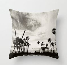 decorative throw pillow Seattle pillow cover West Coast home