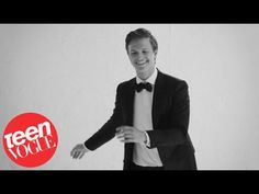 Watch Ansel Elgort Dance Through the Decades at His Teen Vogue Cover Shoot - YouTube
