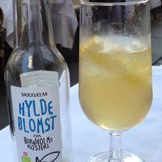 Elderflower juice from @Bjarne Melin Melin Hansen @Andy Yang Yang Denmark