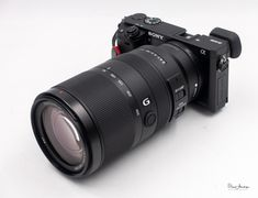 Sony E 70-350mm F4.5-6.3 G OSS at Amazon, BHphoto, Adorama , FocusCamera. In EU at Calumet DE, Park UK, WexUK. Marc Alhadeff tested the new Sony E 70-350mm lens. Sony Camera, Cool Backgrounds, Sport Photography, Binoculars, Park, Amazon, Self, Amazons, Riding Habit
