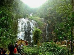 Abbey Falls, Coorg, Karnataka, India.