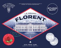 Florent Family is a serif typefaces inspired by The Revolution of Printing in the early 1500 Century) when the early print advertisements were used mainly to promote books or other print (such as; hotel lubaging label, beer label, packaging, flyer/p… Small Drawings, Animal Drawings, Nike Flex Run, First Animation, Serif Typeface, Typography, Lettering, Beer Label, Font Family
