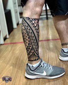 Maori tattoos – Tattoos And Maori Tattoos, Polynesian Leg Tattoo, Polynesian Tattoo Designs, Maori Tattoo Designs, Irezumi Tattoos, Leg Tattoos, Sleeve Tattoos, Tattoos For Guys, Tattoos For Women