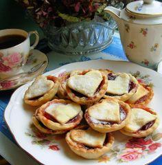... Pinterest | Cherry hand pies, Strawberry jam tarts and Valentines day