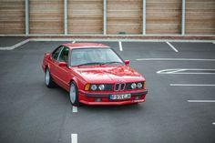 New classic BMW 6 series.