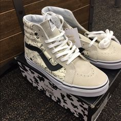 Brand new women s size Suede Dalmatian Vans! Brand new with tags attached  Vans Shoes Sneakers 73c1a449f