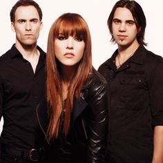 Halestorm Toast Success in 'Here's to Us' - Premiere