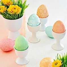 21 ötletes tojás díszítési mód húsvétra