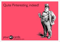 Pinterest is addicting!