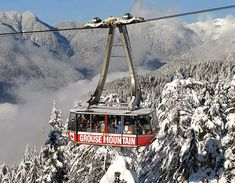 Grouse Mountain - The Peak of Vancouver