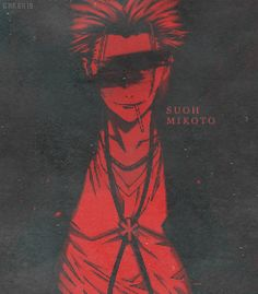 Suoh Mikoto || K Project