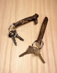 new key chains.