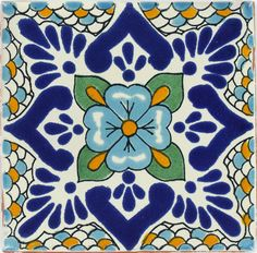 Mexican Tile - MexicanTiles.com: Mexican Tile, Talavera Tile, Mexican Tiles, Saltillo Tiles, and Mexican Southwest Decor