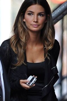 Image result for lily aldridge hair