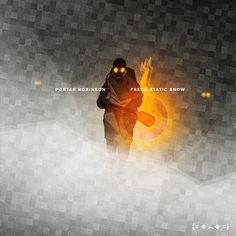[Worlds Project pt. 5] Porter Robinson - Fresh Static Snow
