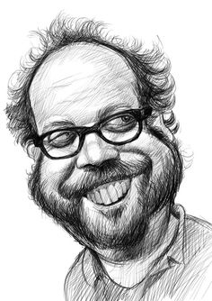 Paul Giamatti Sketch