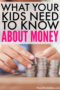 It is important that parents teach their kids all about money. There are lessons every child needs to know about credit, debit, cash, investing - and it is up to mom and dad to teach them. Check out the 12 things you need to make sure you teach your kids, or they may make financial mistakes that can hurt them. #parenting #money #education #teachingkids #kidsandmoney #parentingtips #savingmoney #budget #ppm