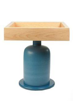 Sottsass table, Casati gallery