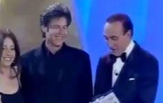 Quando Michael Jackson premiò Claudio Baglioni