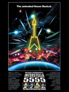 interstella 5555: the 5tory of the 5ecret 5tar 5ystem, kazuhisa takenôchi [frança | japão, 2003]
